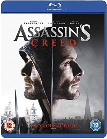 Assassin's Creed (Blu-ray) (UK) -- via Amazon Partnerprogramm