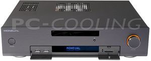 Moneual Moncaso 320 black -- © pc-cooling.de