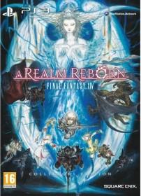 Final Fantasy XIV: A Realm Reborn - Collector's Edition (MMOG) (PS3)