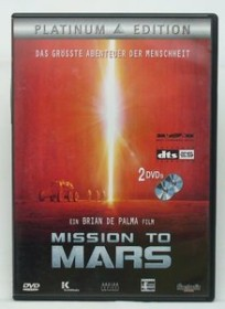 Mission To Mars (Special Editions)