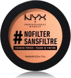 NYX #NoFilter Finishing Powder classic tan, 9.6g