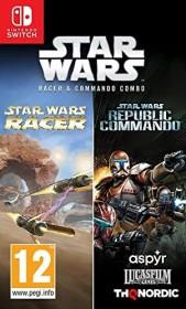 Star Wars: Racer & Commando Combo (Switch)