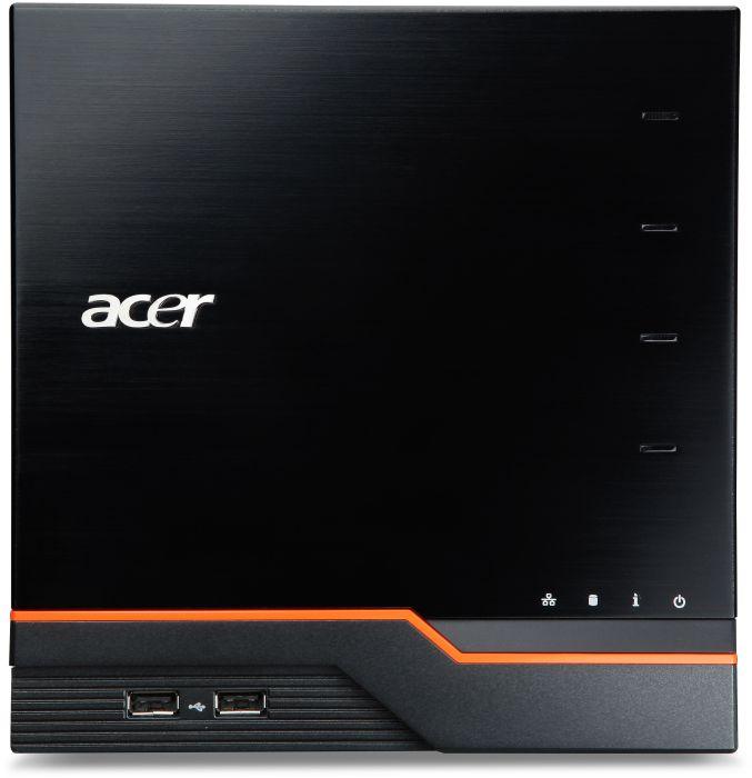 Acer AC100, Pentium G630, 2GB RAM, 2x 2TB HDD (ST.R7L11.008)