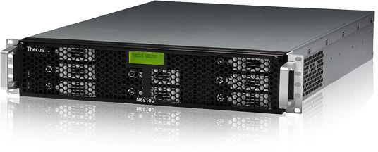 Thecus N8810U 12TB, 2x Gb LAN