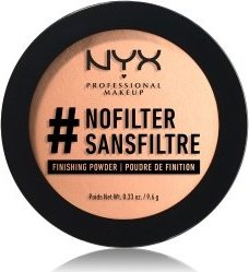 NYX #NoFilter Finishing Powder light beige, 9.6g