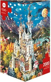 Heye Puzzle Bavaria (29700)