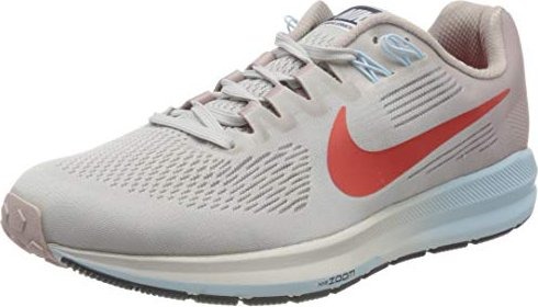 cbbe89d8092 Nike Air zoom Structure 21 vast grey elemental rose cobalt tint ...