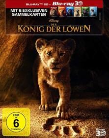 Der König der Löwen (2019) (3D) (Blu-ray)