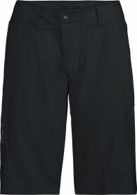 VauDe Ledro Shorts Fahrradhose kurz schwarz (Damen) (41434-010)
