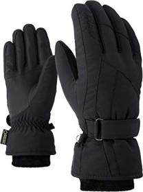 Ziener Karma GTX + Gore Plus Skihandschuh schwarz (Damen)