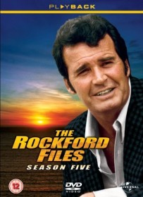 The Rockford Files Season 5 (DVD) (UK)