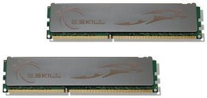 G.Skill ECO DIMM Kit  4GB PC3L-12800U CL9-9-9-24 (DDR3L-1600) (F3-12800CL9D-4GBECO)