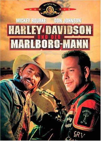 Harley Davidson und der Marlboro-Mann -- via Amazon Partnerprogramm