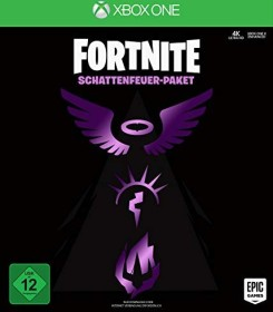 Fortnite - Schattenfeuer Bundle (Add-on) (Xbox One)
