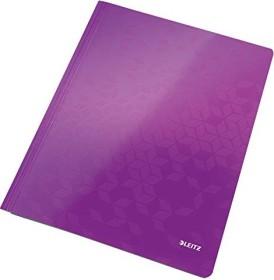 Leitz WOW Schnellhefter A4, violett (30010062)