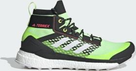 adidas Terrex Free Hiker signal green/cloud white/signal pink (Herren) (FV6790)