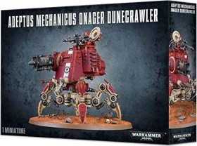 Games Workshop Warhammer 40.000 - Adeptus Mechanicus - Onager Dunecrawler (99120116004)