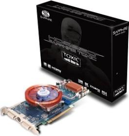 Sapphire Toxic Radeon HD 4850, 512MB DDR3, 2x DVI, S-Video, full retail (11132-04-40R)