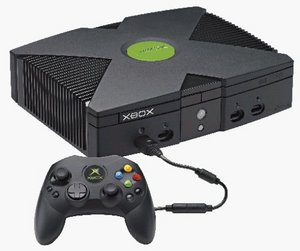 Microsoft Xbox Console incl. Game (Xbox)