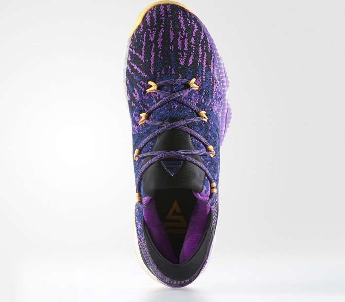 992037c67e8f adidas Crazylight Boost Low 2016 shock purple solar gold core black (men)  (BB8175) starting from £ 54.96 (2019)