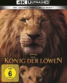 Der König der Löwen (2019) (4K Ultra HD)