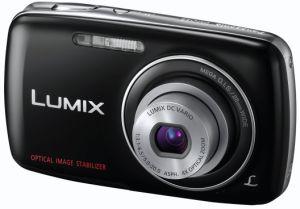 Panasonic Lumix DMC-S3 black