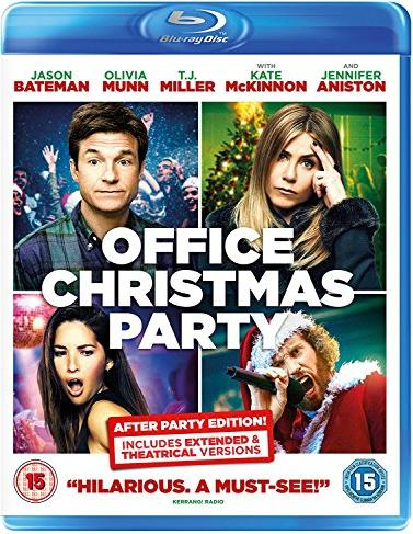 Office Christmas Party (Blu-ray) (UK) -- via Amazon Partnerprogramm