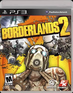 Borderlands 2 (deutsch) (PS3)