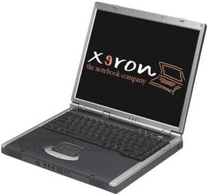 "Xeron Sonic Pro X155, Pentium-M, 15.1"" TFT (various types)"
