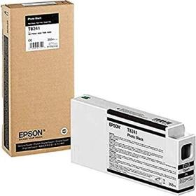 Epson Tinte T8241 Ultrachrome HD schwarz photo (C13T824100)