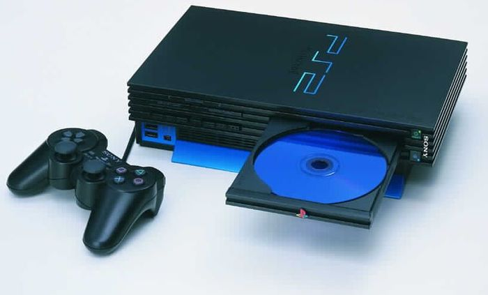 Sony Playstation 2 incl. EyeToy Play
