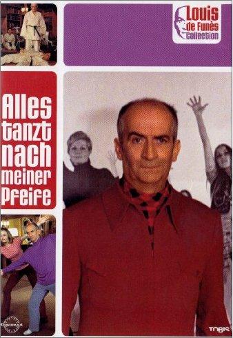 Louis de Funes - Alles tanzt nach meiner Pfeife -- via Amazon Partnerprogramm