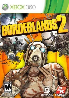 Borderlands 2 (englisch) (Xbox 360)