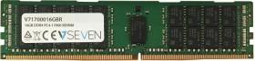 V7 RDIMM 16GB, DDR4-2133, CL15, reg ECC (V71700016GBR)