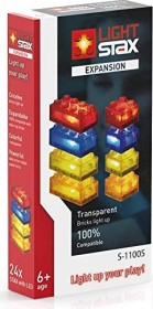 Light Stax Expansion Pack Transparent red, yellow, blue, orange (S-11005)