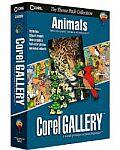 Corel Gallery Animals (wersja wielojęzyczna) (PC)