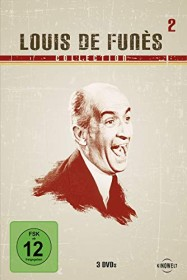 Louis de Funes Collection 2 (DVD)