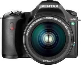 Pentax *istDs schwarz mit Objektiv DA 18-55mm (1899600)
