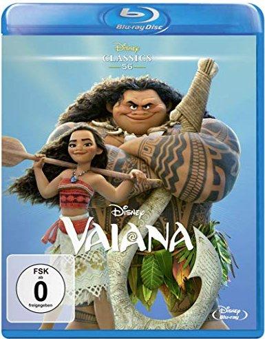 Vaiana (Blu-ray) -- via Amazon Partnerprogramm