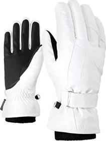 Ziener Karma GTX + Gore Plus Skihandschuh weiß (Damen)