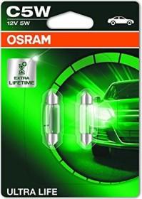 Osram Ultra Life C5W 5W, 2-pack blister (6418ULT-02B)