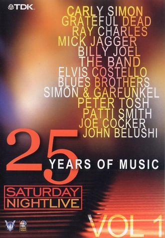 Saturday Nightlive - 25 Years of Music Vol. 1 -- via Amazon Partnerprogramm