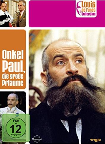 Louis de Funes - Onkel Paul: Die große Pflaume -- via Amazon Partnerprogramm