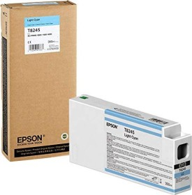 Epson Tinte T8245 Ultrachrome HD cyan hell (C13T824500)