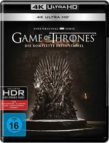 Game of Thrones Season 1 (4K Ultra HD)