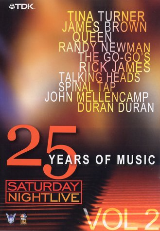 Saturday Nightlive - 25 Years of Music Vol. 2 -- via Amazon Partnerprogramm