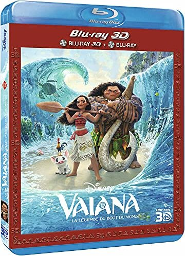 Vaiana (3D) (Blu-ray) -- via Amazon Partnerprogramm