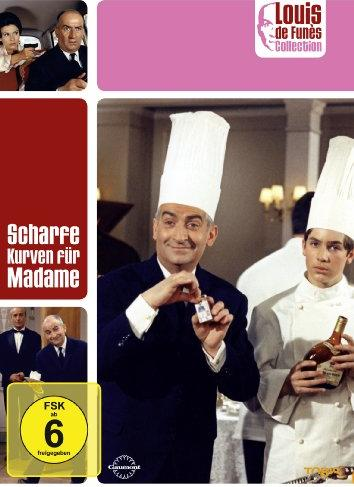 Louis de Funes - Scharfe Kurven für Madame -- via Amazon Partnerprogramm