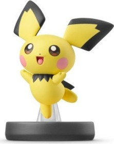 Nintendo amiibo Figur Super Smash Bros. Collection Pichu (Switch/WiiU/3DS)