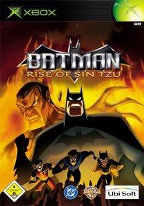 Batman: Rise of Sin Tzu (niemiecki) (Xbox)